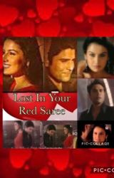 Rajveer-Naina  - Lost In Your Red Saree - SS - COMPLETED by RAINALRL