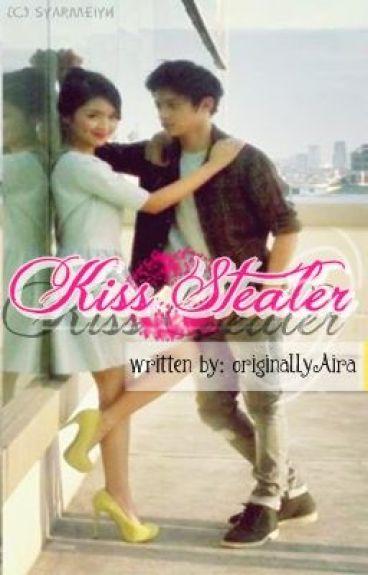 Kiss Stealer ♥  [KathNiel ;)]