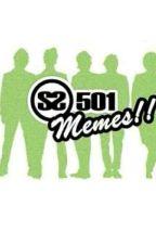 Memes de SS501 by CaMi240815