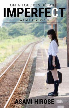 「imperfect; armin x oc」 by asmhrs