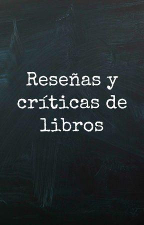 Reseñas y críticas de libros by Eri_Mele