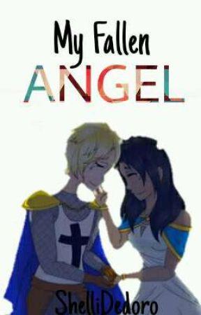 My Fallen Angel by ShelliDedoro
