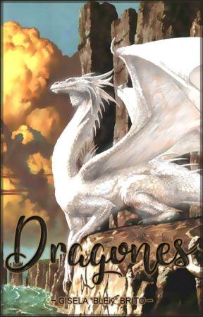 Dragones by WriterBleiy