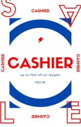 Cashier by _FDCJR