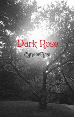 Dark Rose by CynderFyre