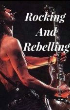 Rocking and Rebelling {Guns N Roses// Slash} by therealKH