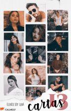 13 Cartas || Elenco de Soy Luna || Terminada by -CallMeLily