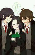 Eres Nuestro Severus ( Siriusxseverusxjames) by sith132