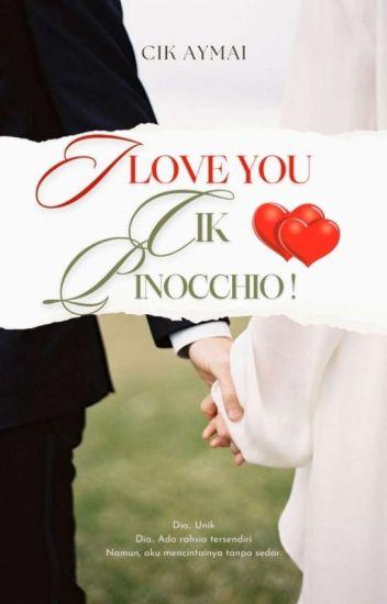 Hello ! Cik Pinocchio