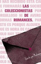 Las coleccionistas de romances by Marlanga