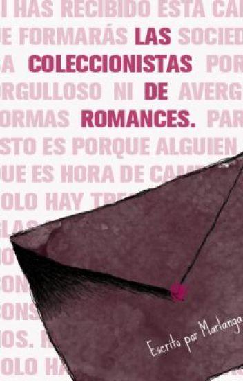 Las coleccionistas de romances