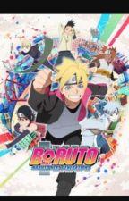Boruto _ Cuộc gặp mặt trong quá khứ và tương lai by Yonemi