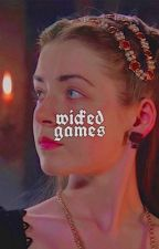 Wicked Game ♔ game of thrones [1] by hufflesnuff
