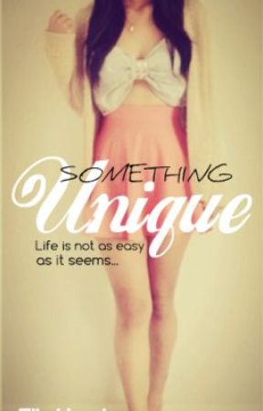 Something Unique (Book 1 in the Oracle Academy Series) by Maddalyn
