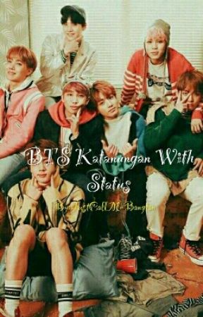 BTS Katanungan With Status ^_^ by Geanne_Jeon12