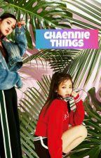 CHAENNIE THINGS🐸 by 97goyangi