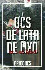 OCs de Lata de Lixo by LetThemAllEat