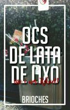 Meus Ocs by LetThemAllEat