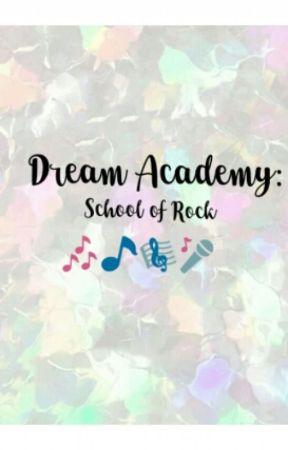 Dream Academy: School of Rock by UncontrollablyBeat