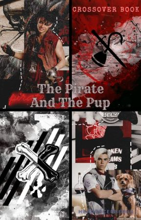 The Pirate And The Pup    Harry X Carlos - The Sea Witch