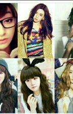 nerd girl or pretty girl by aryunikim