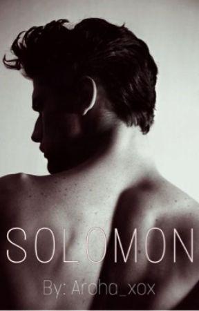 SOLOMON by Aroha_xox