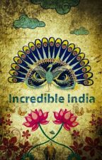 INCREDIBLE INDIA ❤ by Queue_Tee