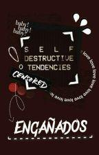 Spideypool /Engañados by Pinkdestri345