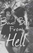 Bad Boy From Hell by hasztag_