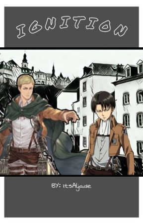 Abusive Levi X Reader X Erwin - Chapter 4: Stay With Me - Wattpad