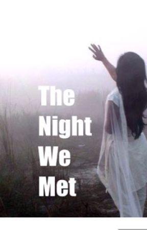 The Night We Met.  by LoveToWrite133