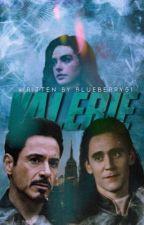 Valerie ▷ Avengers by Blueberry51