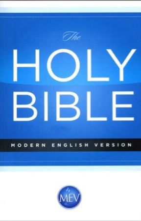 Modern English Version II by Anglice