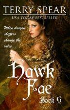 Hawk Fae by TerrySpear