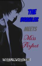 The Brawler meets Miss Perfect by The_Olympus_Scribe