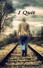 Um dia, quando eu decidi desistir. by ViniciusSoares351