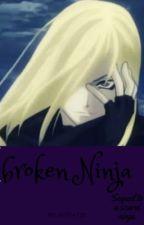 Broken ninja by Slycat99