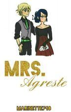 Mrs.Agreste by Marinette740