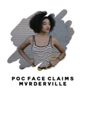 POC FACE CLAIMS by mvrderville