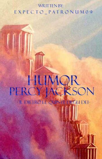 Humor Percy Jackson- il dietro le quinte degli dei