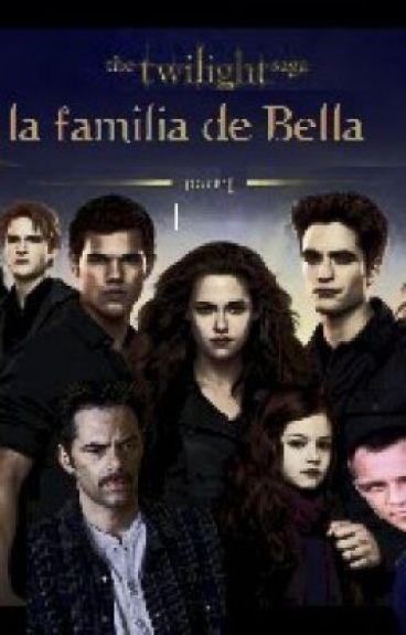 Crepúsculo: la familia de Bella