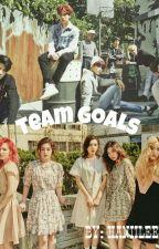 Team Goals by Haniiinza