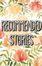 Recommended Stories by samanthacsx