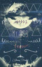 My OCs by _Jimmy_Casket_