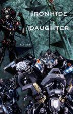 Ironhide daughter by zuzkaandbee