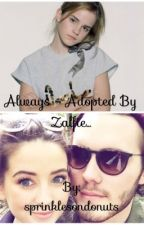 ALWAYS - ADOPTED BY ZALFIE by sprinklesondonuts
