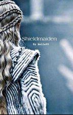 Shieldmaiden   Vikings by kells00