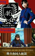 [Keyakizaka46 MonaRika] Mona Vương & Pe-resident... by TakeiShizuyo