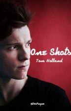 One Shots Tom Holland/Spidey by DesPayne