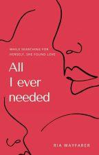 Ho bisogno di te [COMPLETA] by RosyClarke18